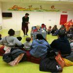 Contes per Menuts festejan l'aniversari de la Biblioteca Mestre Martí Tauler